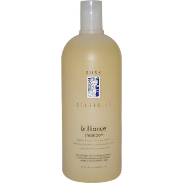 Rusk Brilliance 33.8-ounce Shampoo