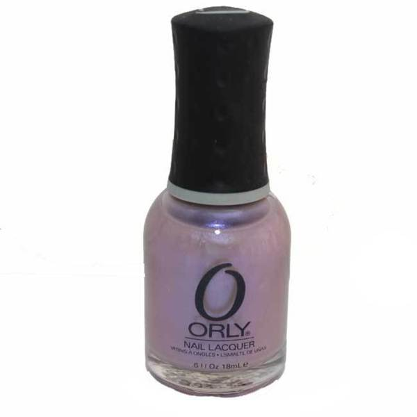Orly 'Take the Plunge' Lavender Nail Lacquer