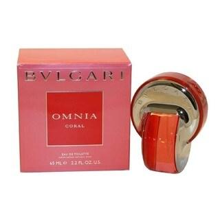 Bvlgari Omnia Coral Women's 2.2-ounce Eau de Toilette Spray