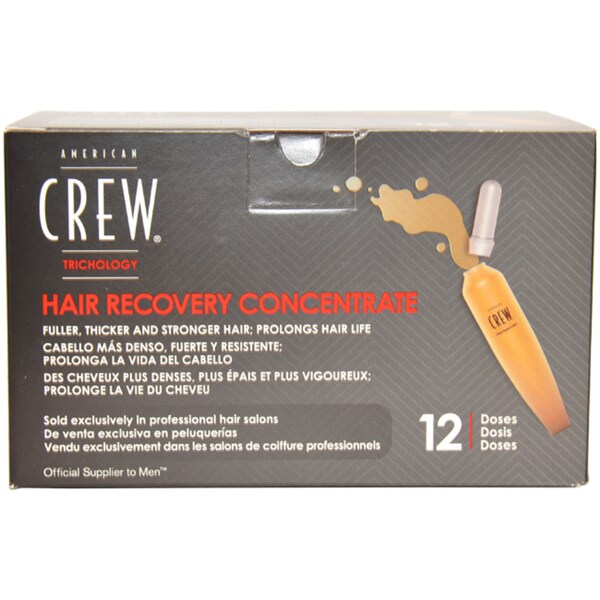 American Crew Trichology Hair Recovery Concentrate (12 Doses)