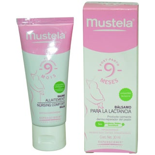 Mustela Nursing Comfort 1.05-ounce Balm