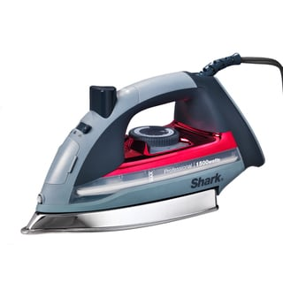Shark GI305 Blue Self-cleaning Essential Steam Iron