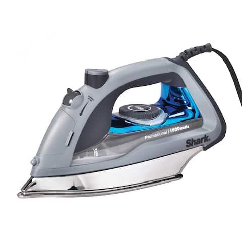 Shark GI405 PowerPress Self-Cleaning Professional Steam Iron