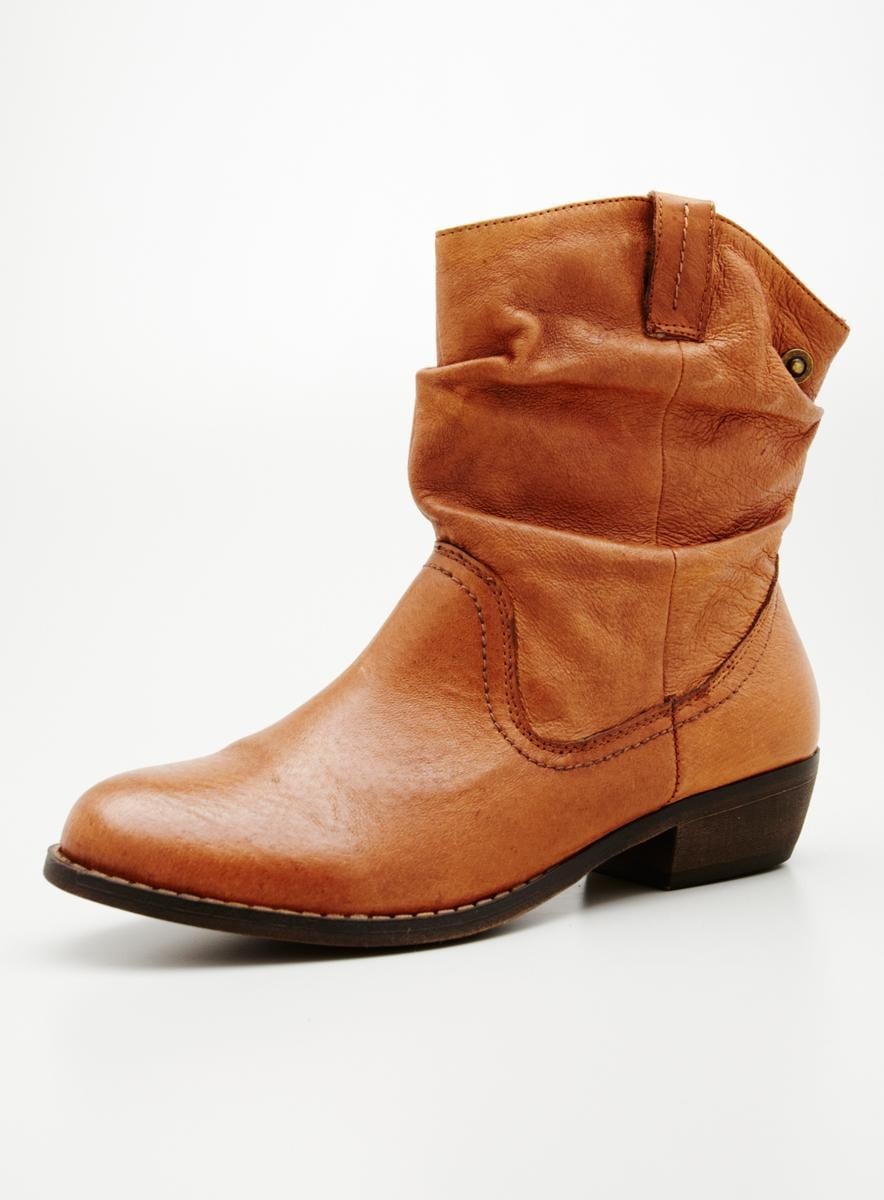 Steve Madden Sm Cowboy Ankle Lh Boot