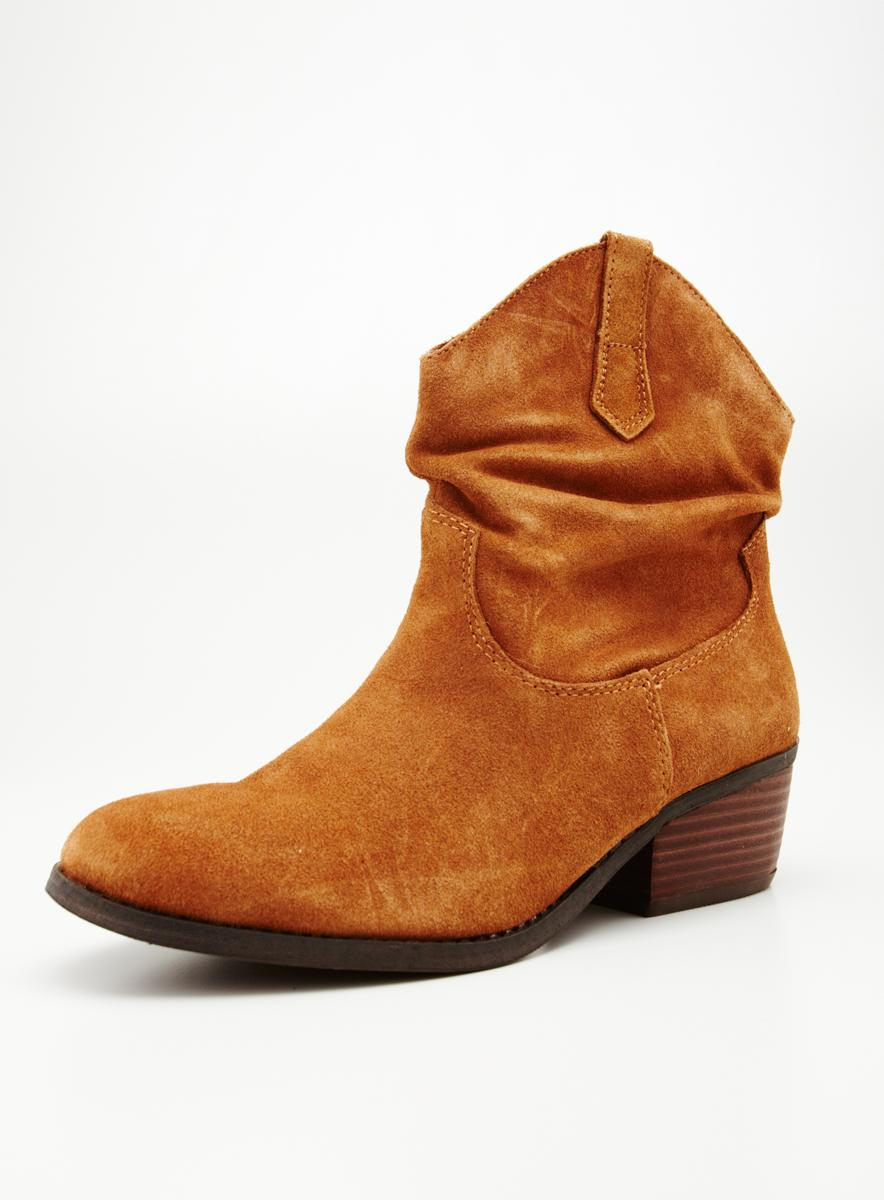 White Mountain Wm Ankle Cowboy Bootie