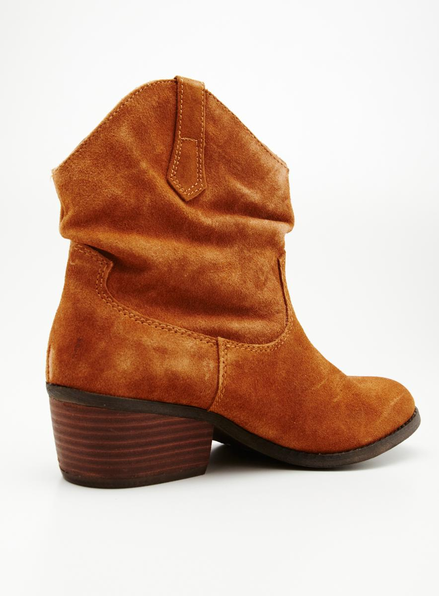 White Mountain Wm Ankle Cowboy Bootie - Thumbnail 1