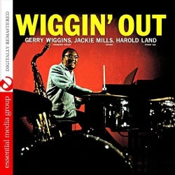 GERRY JACKIE MILLS,HAROLD LAND WIGGINS - WIGGIN' OUT