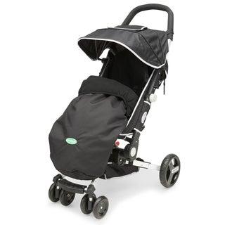 QuickSmart Black Stroller Foot Muff