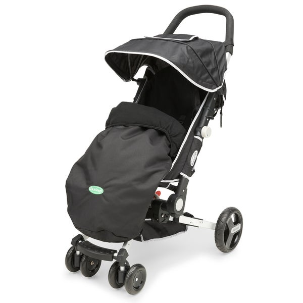 QuickSmart Black Stroller Foot Muff