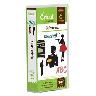 Cricut Everyday 'Suburbia' Cartridge