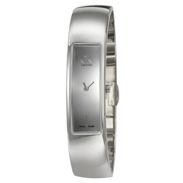 Calvin Klein Women's 'Element' Stainless Steel Watch