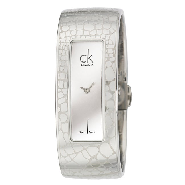 Calvin Klein Women's 'Instinctive' Stainless-Steel Bracelet Watch
