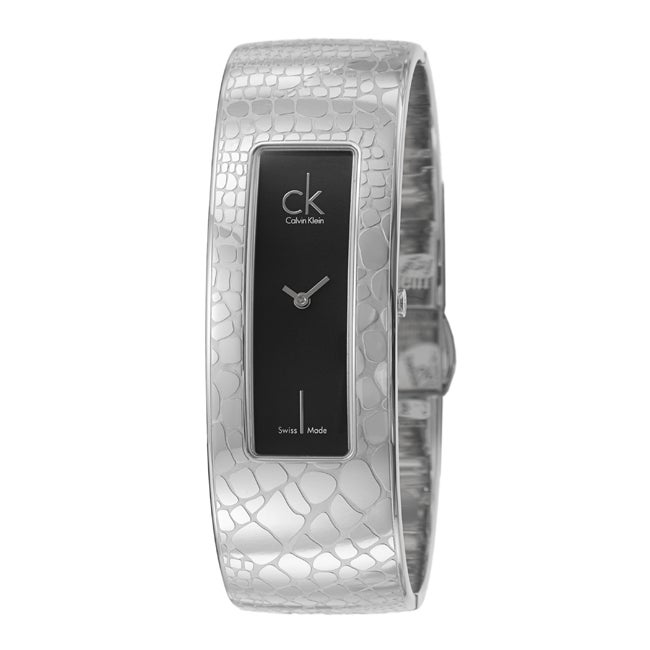 Calvin Klein Women's 'Instinctive' Stainless Steel Watch