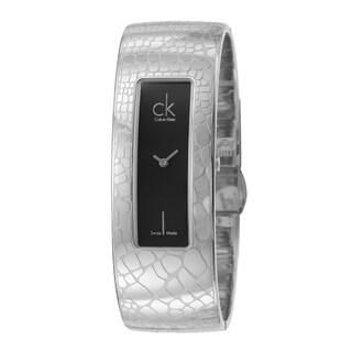 Calvin Klein Women's 'Instinctive' Stainless Steel Watch