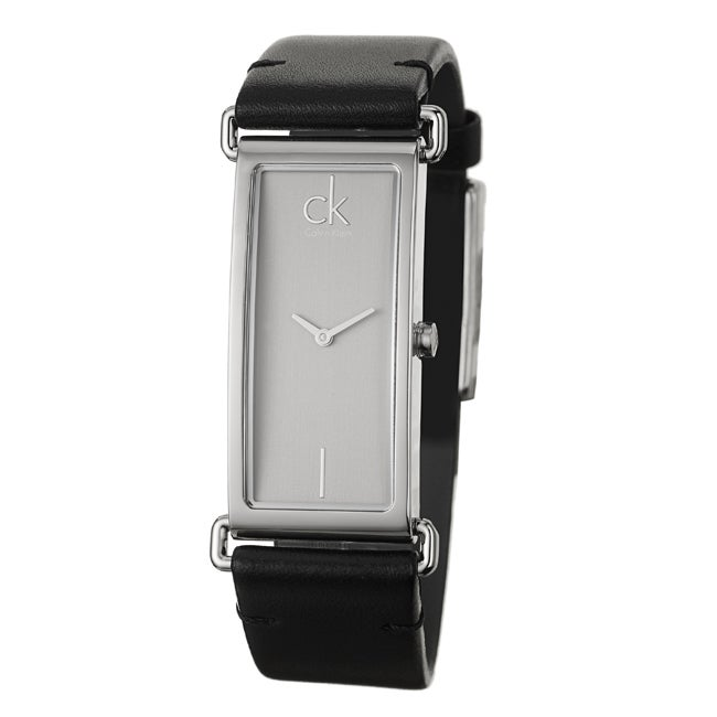 Calvin Klein Women's 'Citified' Classic Stainless-Steel Watch