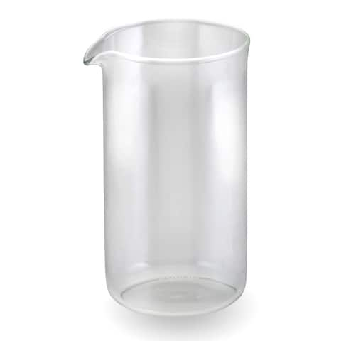 BonJour Clear 3-cup Coffee/ Tea Replacement Glass