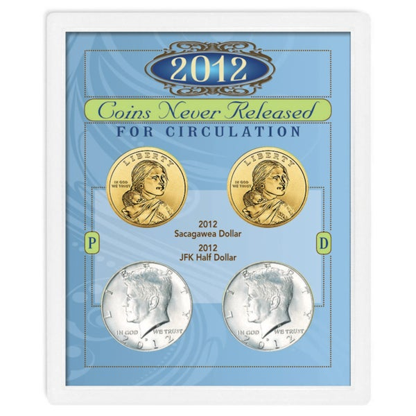 American Coin Treasures Never Released for Circulation 2012 Coins