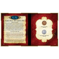 American Coin Treasures Coins Over 100 Years Old Collection