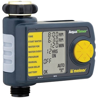 Melnor Industries Electronic Aqua Timer