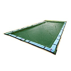 Blue Wave Silver Series Rectangular In Ground Winter Pool Cover