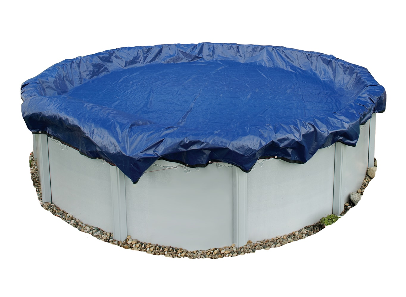 Blue Wave Gold Series Round Above Ground Winter Pool Cover