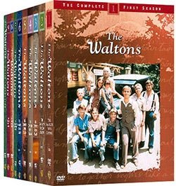 The Waltons: Seasons 1-9 & The Movie Collection (DVD)