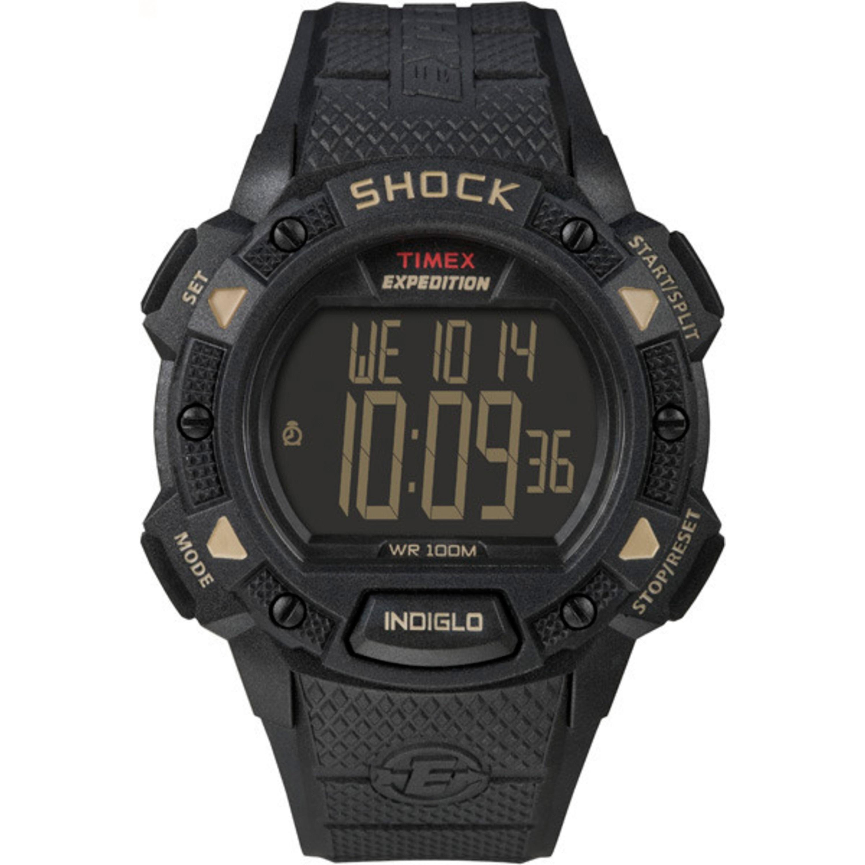 Timex Men's T49896 Expedition Rugged Shock Digital CAT Al...