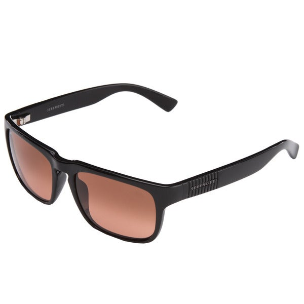 Serengeti Men's 'Cortino' Fashion Sunglasses