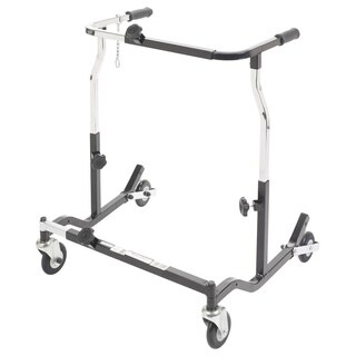 Drive Medical Bariatric Heavy Duty Anterior Safety Roller