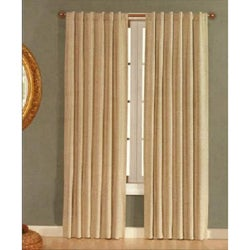Brielle Home Manhattan 84-inch Ivory Panel Pair - 54 x 84