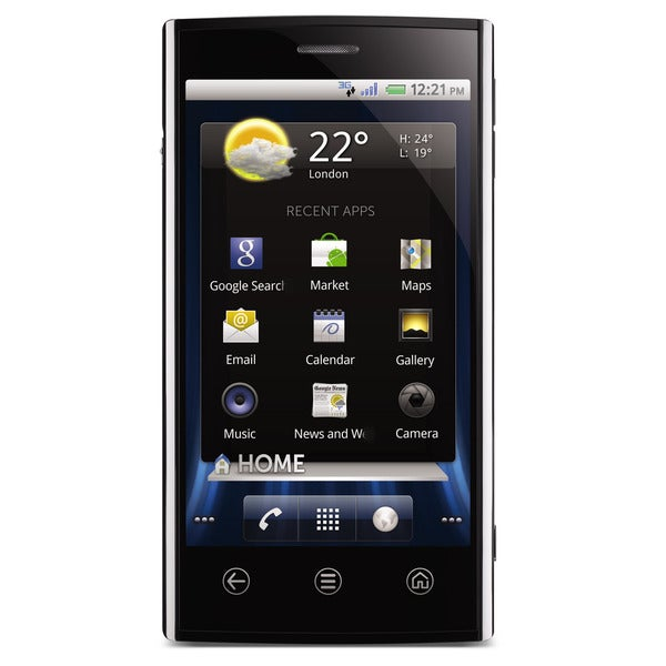 Dell Venue GSM Unlocked Android Touch phone