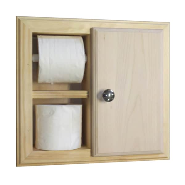 In Wall Toilet Paper Holder Part - 31: In The Wall Toilet Paper Holder With Storage