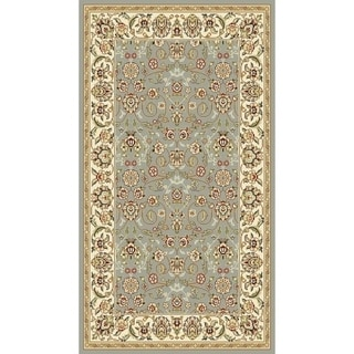 Safavieh Lyndhurst Traditional Oriental Light Blue/ Ivory Rug (2'3 x 4')