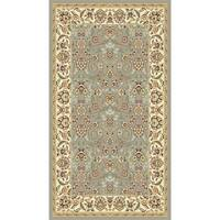 "Safavieh Lyndhurst Traditional Oriental Light Blue/ Ivory Rug - 2'3"" x 4'"