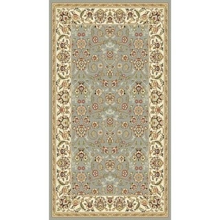 Safavieh Lyndhurst Traditional Oriental Light Blue/ Ivory Rug - 2'3 x 4'