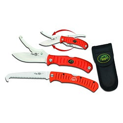 Outdoor Edge FCB-30 Flip n' Blaze Saw Combo