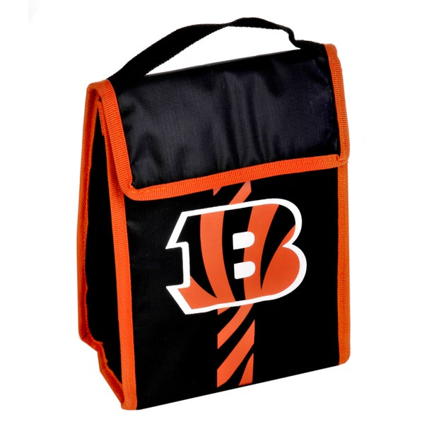 NFL Hook and Loop Lunch Bag