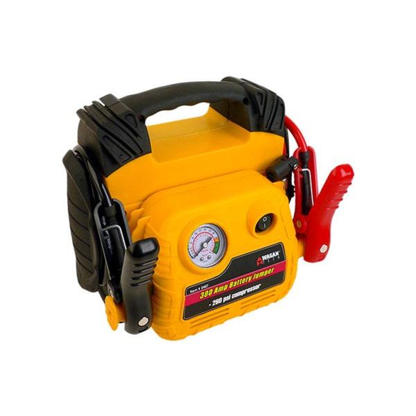 Battery Jumper 300 Amp Air Compressor