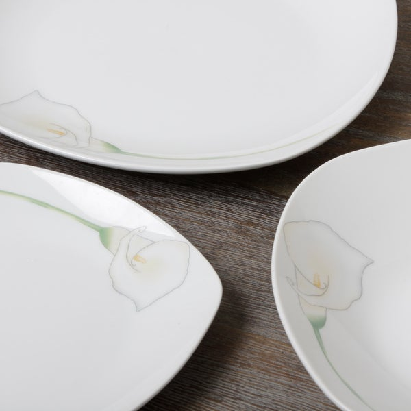 Tabletops Unlimited Sienna 16 Piece Dinnerware Set   Free Shipping On  Orders Over $45   Overstock.com   14715479