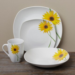 Tabletop Unlimited 'Dolce' 16-piece Dinnerware Set