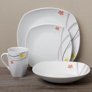 Tabletop Unlimited 'Pisa' 16-piece Dinnerware Set