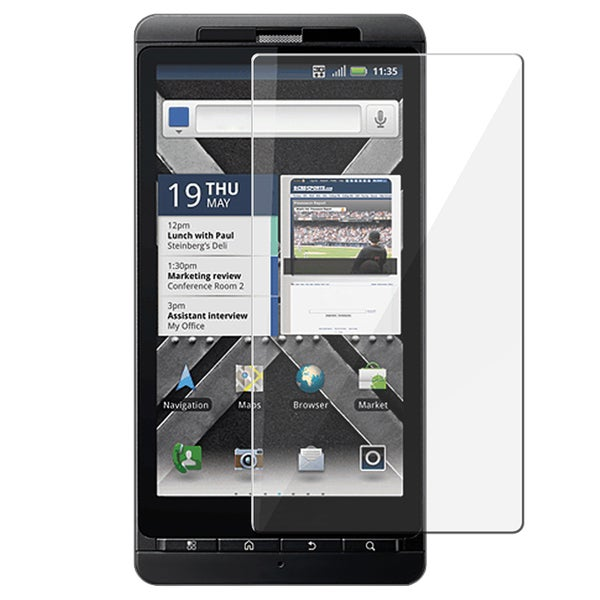 INSTEN Clear Screen Protector for Motorola Droid X2
