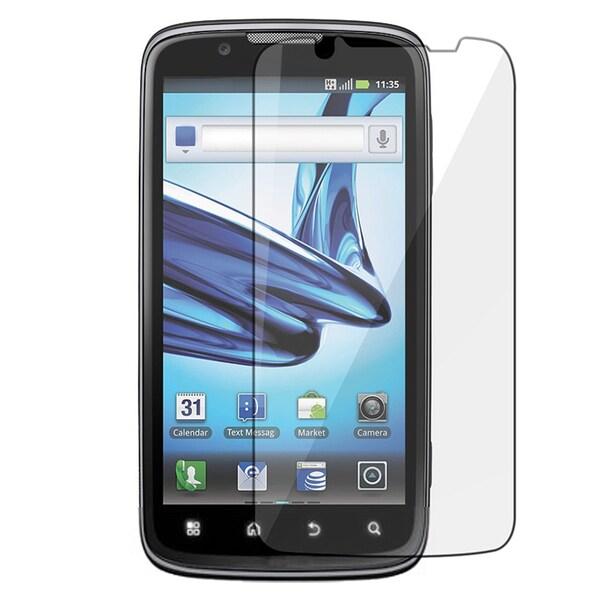 INSTEN Clear Screen Protector for Motorola Atrix 2 MB865