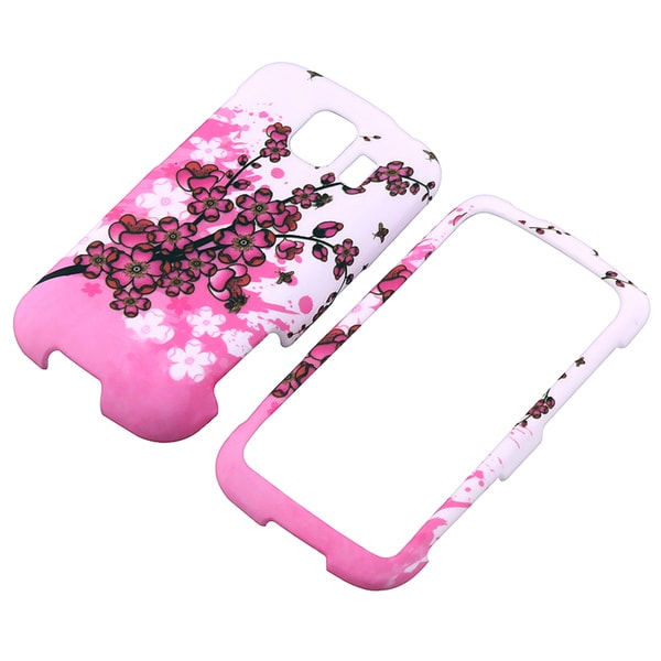 BasAcc Spring Flowers Snap-on Case for LG LS670/ Optimus S