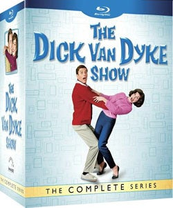 The Dick Van Dyke Show: The Complete Series (Blu-ray Disc)