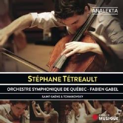 Fabien Gabel - Saint-Saens/Tchaikovsky: Stephane Tetreault