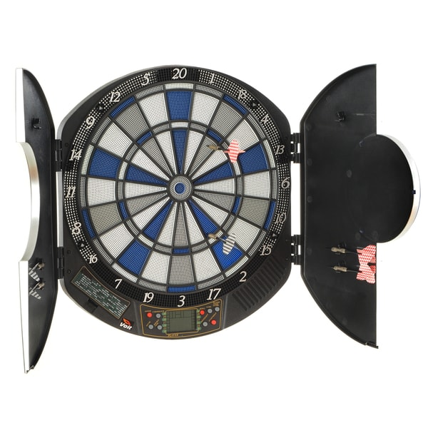 Voit Raptor Electronic Dartboard with Case