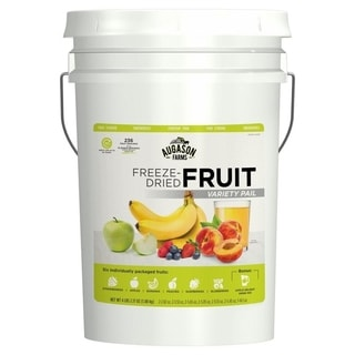 Augason Farms Freeze Dried Fruit Variety Pack