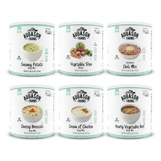 Augason Farms Food Storage Soup Variety 6-Pack|https://ak1.ostkcdn.com/images/products/7251989/P14731560.jpg?_ostk_perf_=percv&impolicy=medium