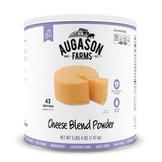Augason Farms Cheese Blend Powder 52 oz #10 Can